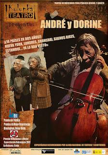 André y Dorine [Teatro Fernán Gómez]