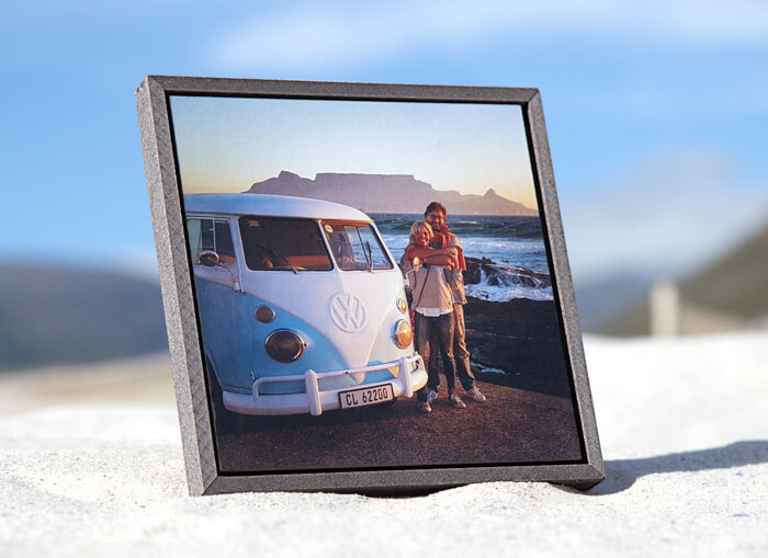 iPicky startup italiana per stampa foto su cornice magnetica