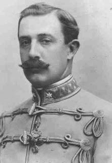 Erzherzog Otto Franz Josef Karl Ludwig Maria von Österreich