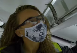 How Erin Haas Martin age 24 Making $55K A Year As An Aircraft Mechanic in Charlotte, NC from The Job (Positive and Financial ways of women empowerment )