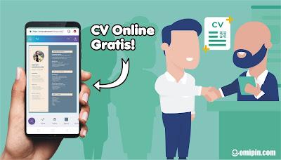 Cara Membuat CV Online di Android Gratis untuk Melamar Kerja