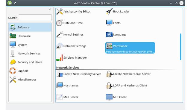Cómo utilizar las herramientas GUI LVM en Linux