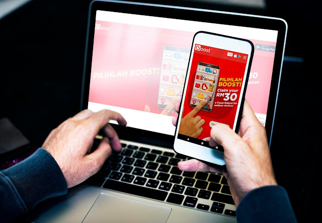 Kelebihan eWallet Boost Berbanding Yang Lain