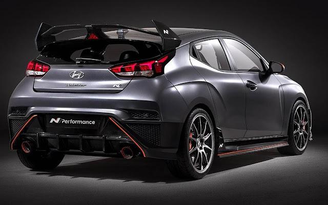 Hyundai Veloster enfeitado será apresentado no SEMA 2019
