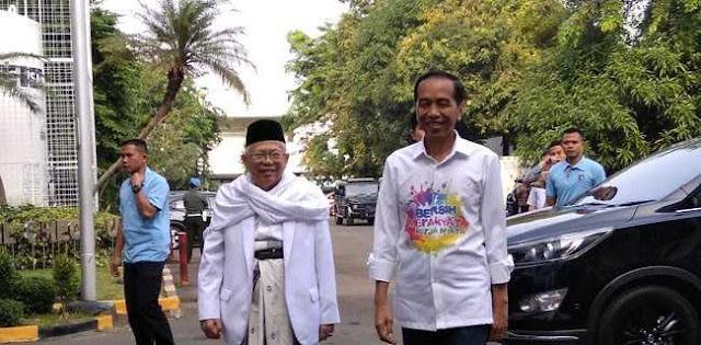 Ternyata Jokowi Hanya Santri Dari Santri Ponpes Sukorejo