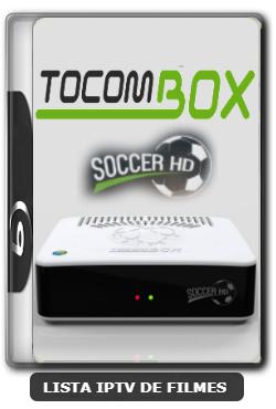 Tocombox Soccer HD Nova Atualização Satélite SKS 107.3w ON V1.028 - 29-12-2019
