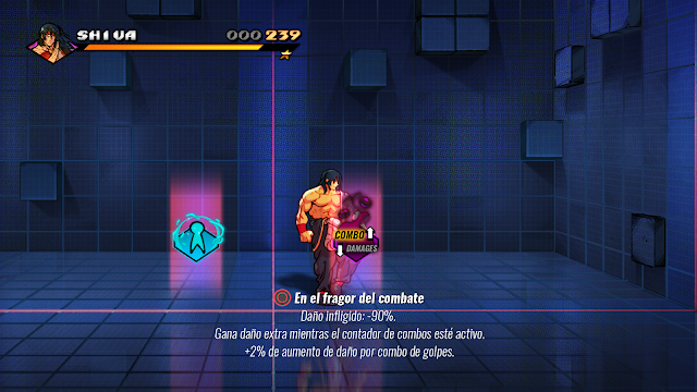 Análisis Mr X DLC SoR4 - Modo supervivencia