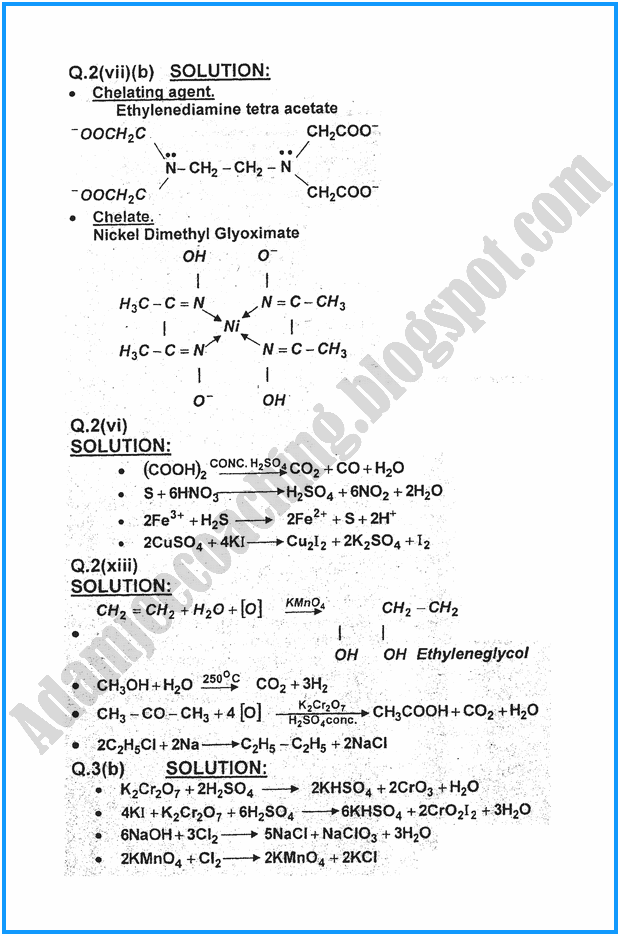 xii-chemistry-numericals-past-year-paper-2016