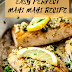 EASY PERFECT MAHI MAHI RECIPE