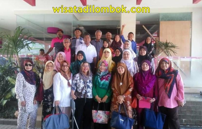Setelah Check Out Hotel di Transfer menuju ke Airport