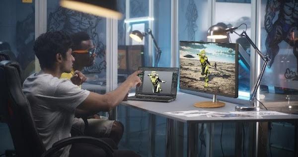 Acer Atualiza os Seus Notebooks ConceptD para Criadores com Processadores Intel Core H-Series de 11.ª Geração, GPUs Profissionais NVIDIA RTX para Portáteis e Ecrãs de 16 Polegadas
