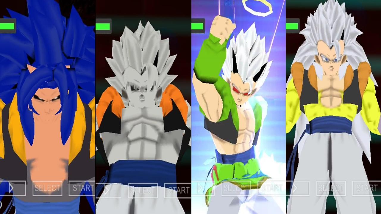 Dragon Ball AF Gogeta