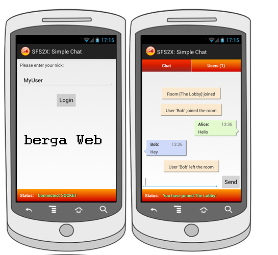 Download Script Source Code Aplikasi Android Simple Chat Room Gratis Versi Ultimate