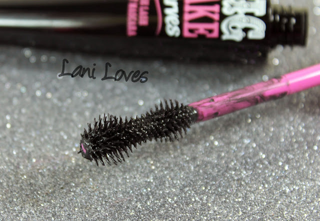 Collection Big Fake Curves Black Mascara Review