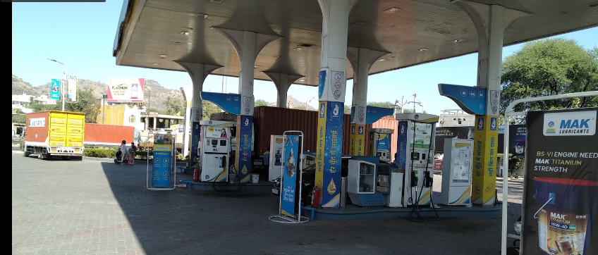 cng pump in udaipur