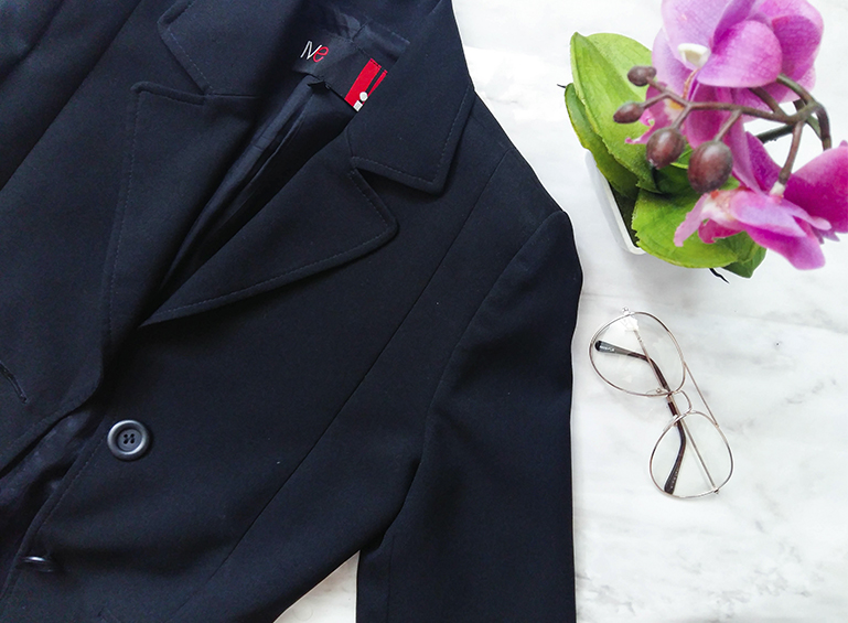 vestimenta formal entrevista