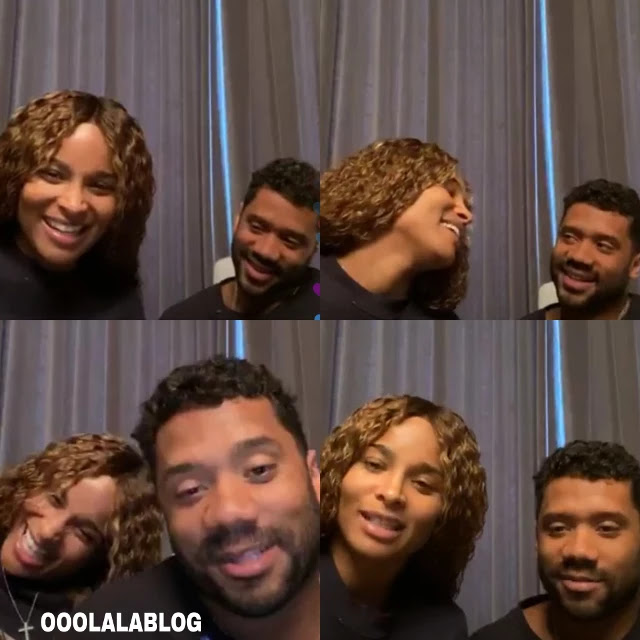 'I'm going to be Steady Eddie for you:' Ciara and Russell Wilson reminisce on the very first time they met five years ago