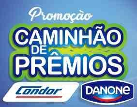 Cadastrar Promoção Condor e Danone 2018 Caminhão de Prêmios Participar