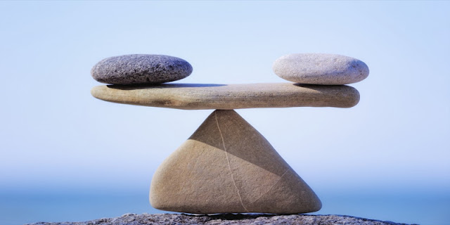 A SHORT GUIDE TO RECLAIM BALANCE IN OUR LIVES