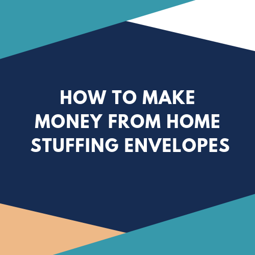 Stuffing Envelopes At Home For Pay