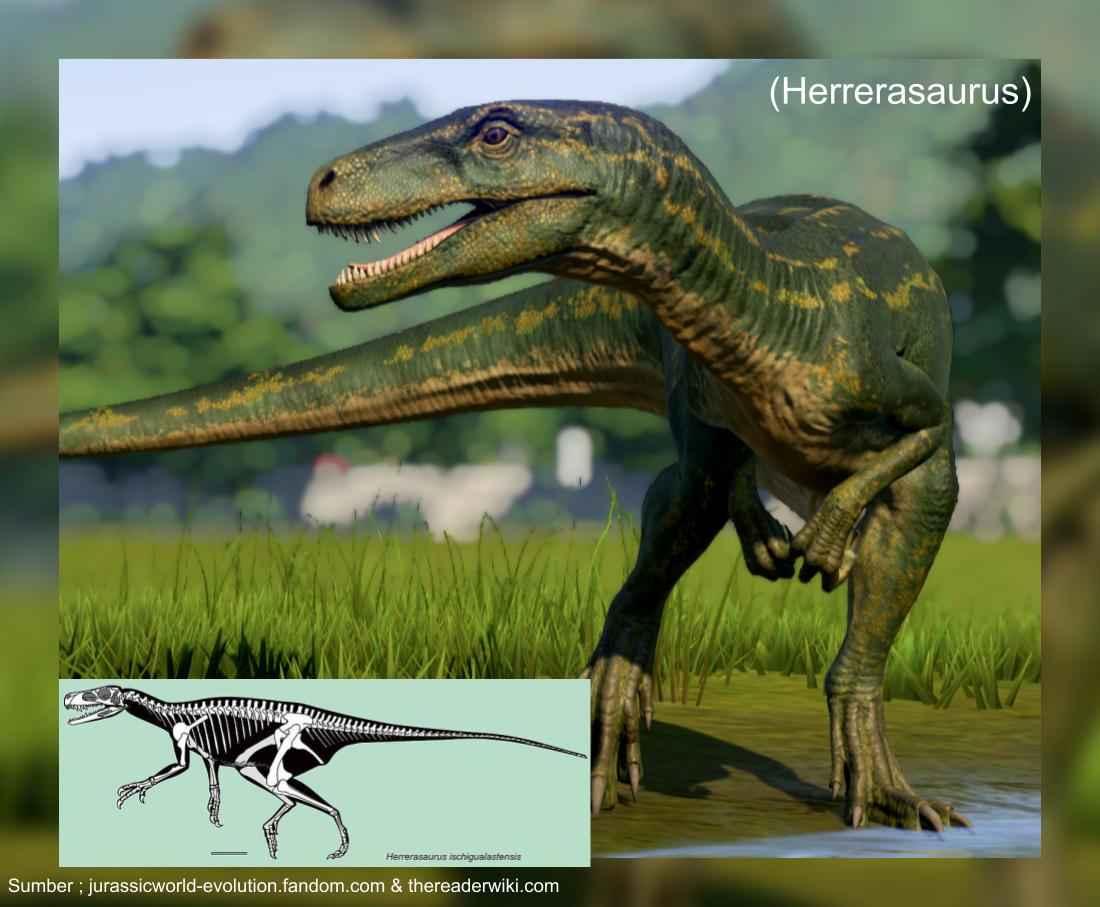 herrerasaurus facts