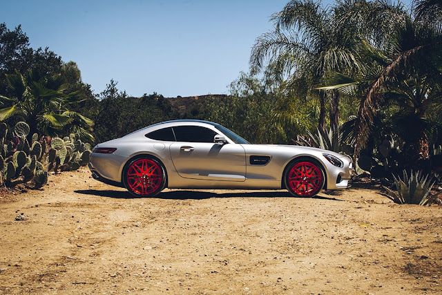 mercedes gts wheels