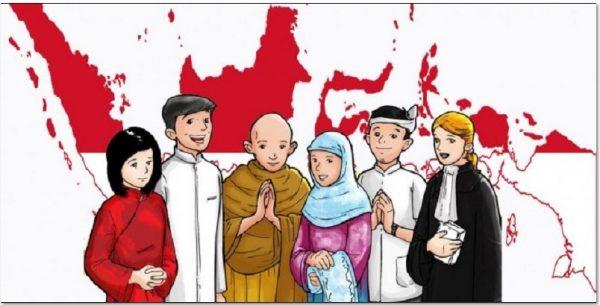 Unsur-Unsur Kebudayaan dalam Masyarakat di Indonesia