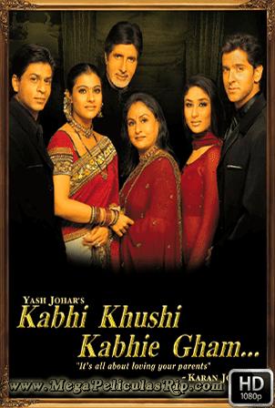 Kabhi Khushi Kabhie Gham [1080p] [Hindi Subtitulado] [MEGA]