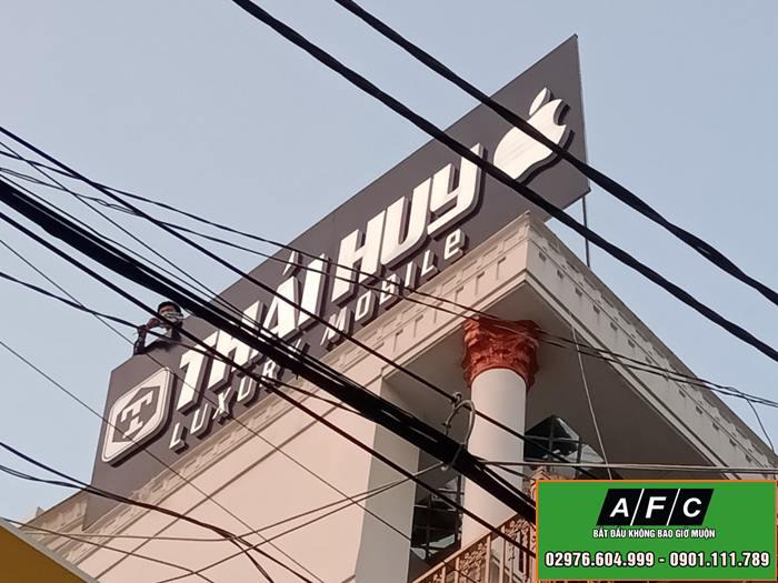 Làm biển quảng cáo đẹp nhất Phú Quốc