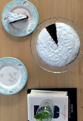 ciasto jogurtowe z kakao