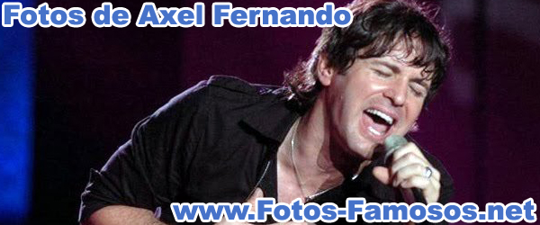 Fotos de Axel Fernando