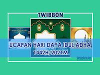 30++ Twibbon Hari Raya Idul Adha 2021 Banyak Pilihan Menarik
