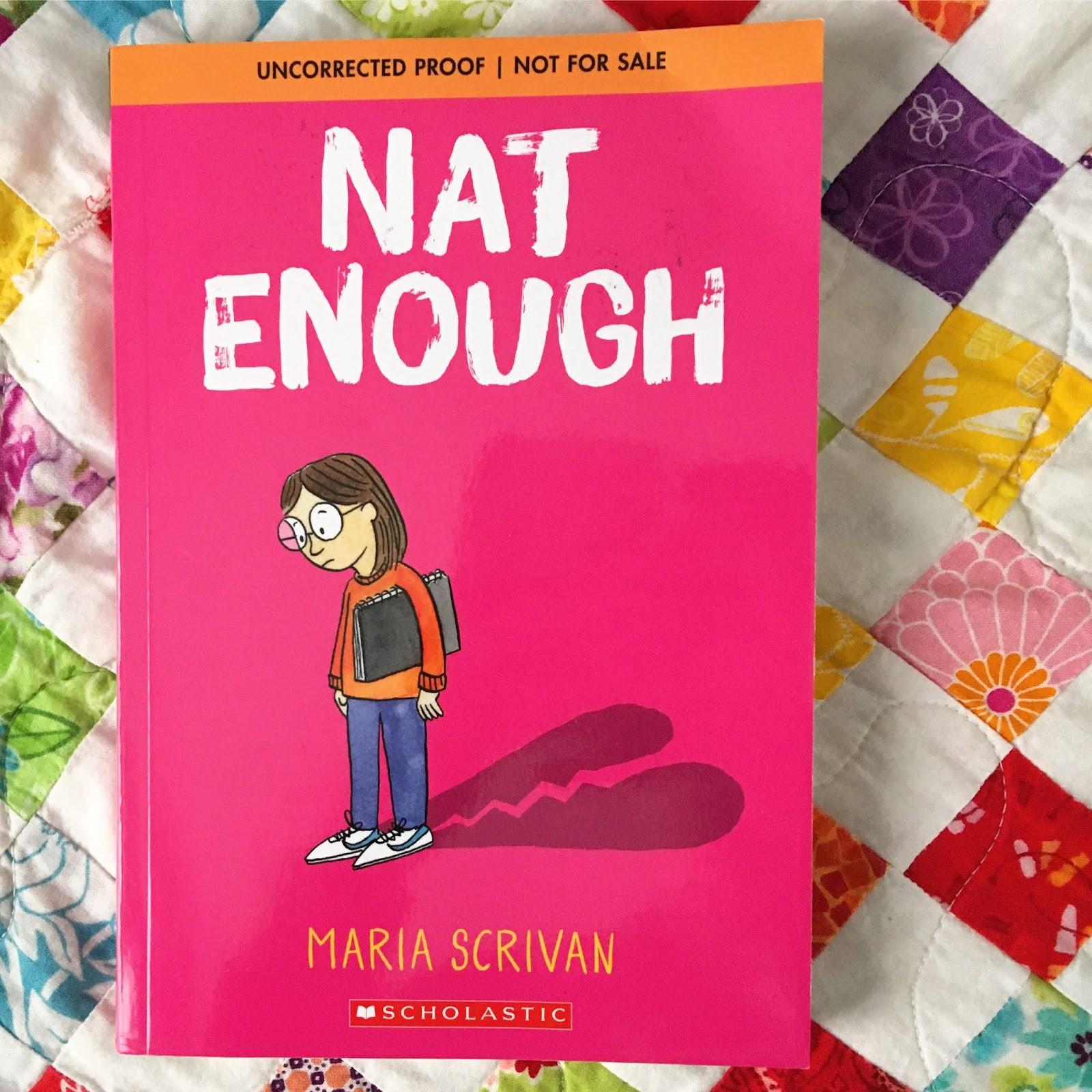 Nat Enough Maria Scrivan