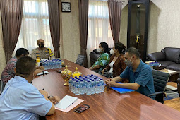 Sampaikan Pengaduan HIPMI, Mardani Maming Temui Refdi Andri