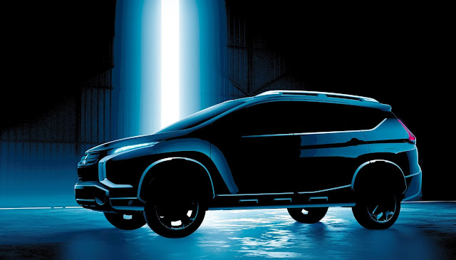 New Mitsubishi SUV MPV 2019