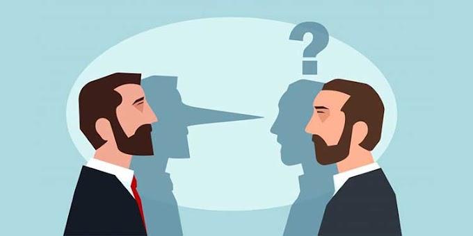 İş İcabı Yalan Konuşmak Caiz midir ?
