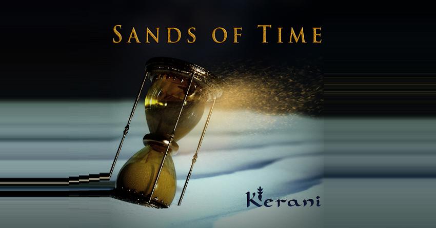 """""""Sand of time"""", de la antigua Grecia al corazón del ser contemporáneo."""