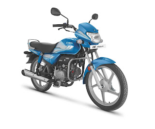 HERO MOTOCORP INTRODUCES COUNTRY'S FIRST 100-CC BS-VI MOTORCYCLE