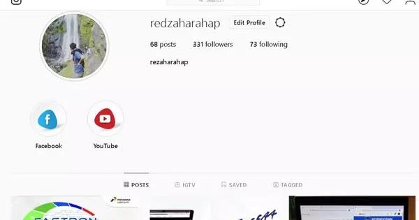 99 Ide Nama Username Instagram Keren Dan Unik Kosngosan