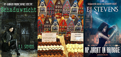 Faeries, Vampires, and Belgian Chocolate, Oh My!