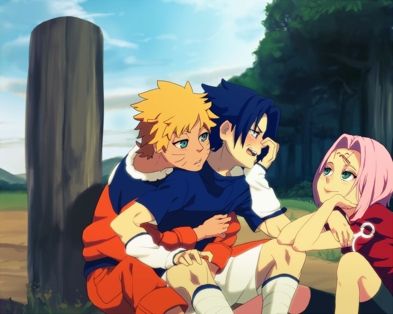 Gambarinih Gambar Dp Bbm Kartun Naruto Terbaru 2016