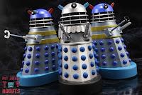Custom Daleks Invasion Earth 2150AD Drone 24