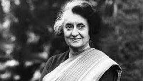indira gandhi in hindi