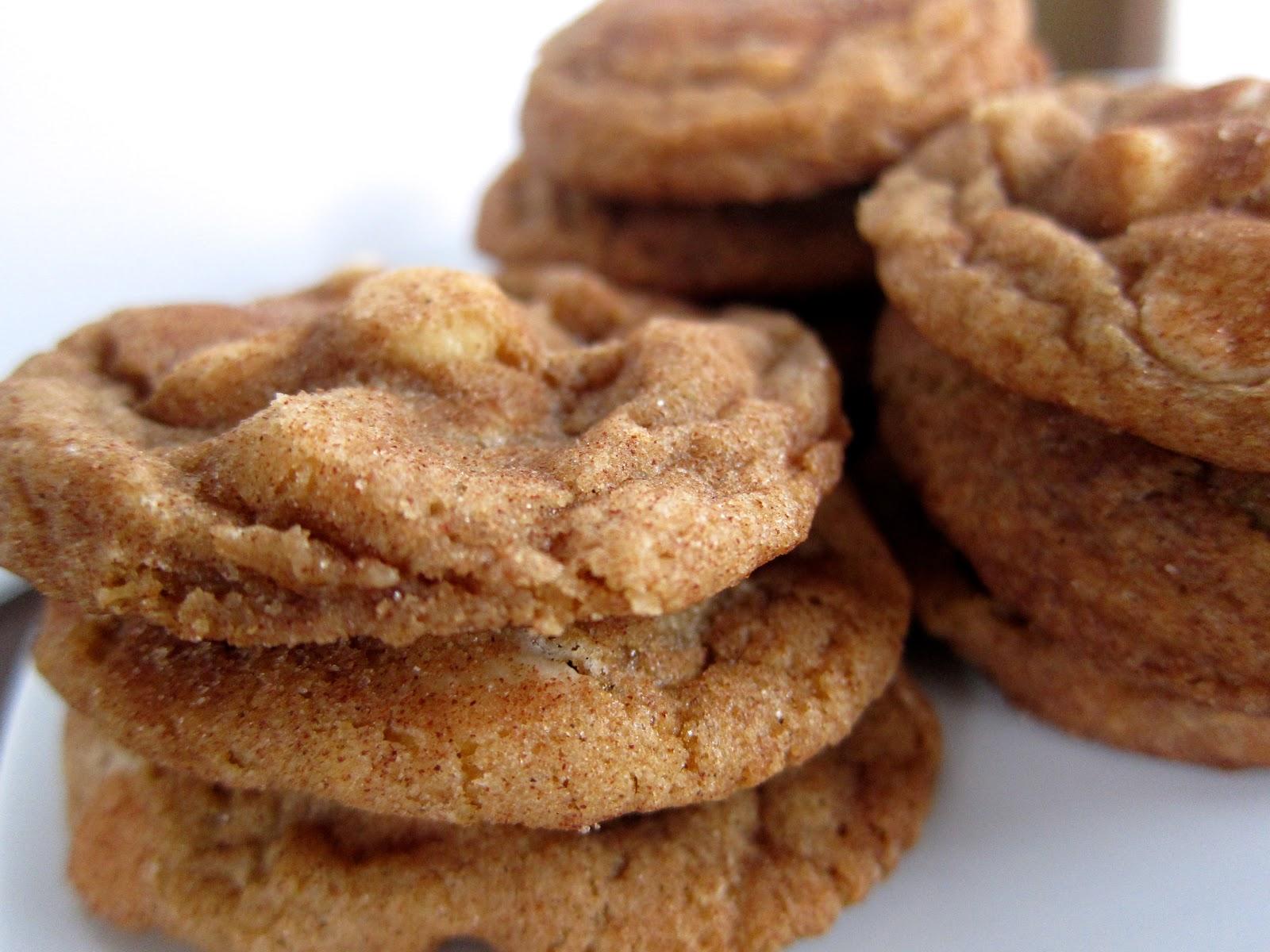 Cinnamon Sugar Cookies Recipe — Dishmaps