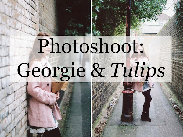 Photo Shoot: Georgie & Tulips