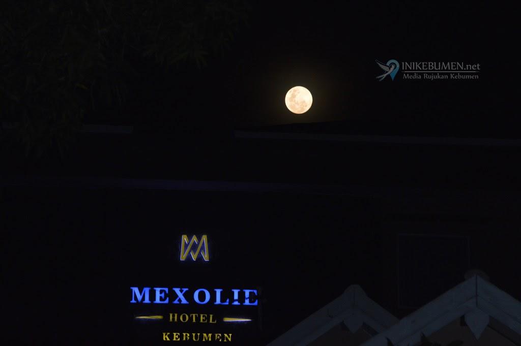 Yuk Saksikan! Ada Gerhana Bulan Sebagian yang Bisa Diamati Kasat Mata Dini Hari Nanti