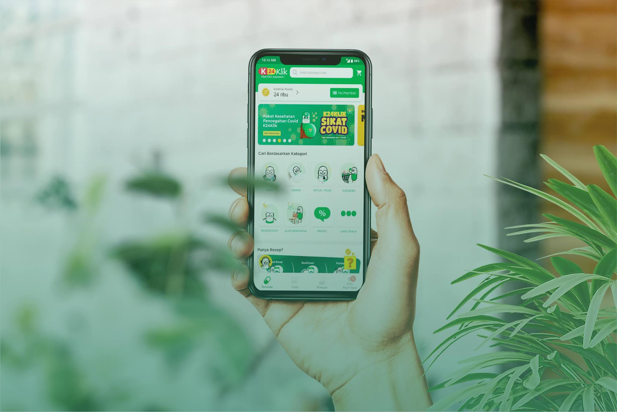Cara Mudah Belanja Obat Online dari Rumah
