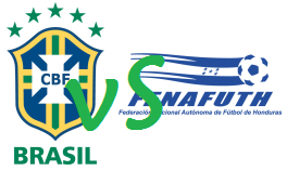 Friendlies BRASIL Vs HONDURAS