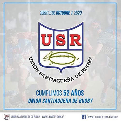 La Unión Santiagueña de Rugby festeja 52 años de vida #52añosUSR