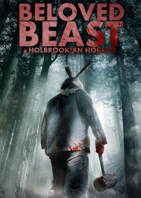 Official poster for Jonathan Holbrook's BELOVED BEAST.